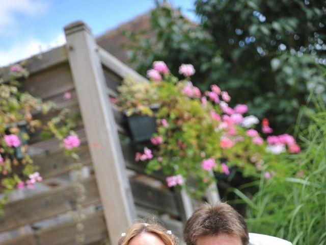 Le mariage de Christophe et Joëlle à Nogent-le-Bernard, Sarthe 34