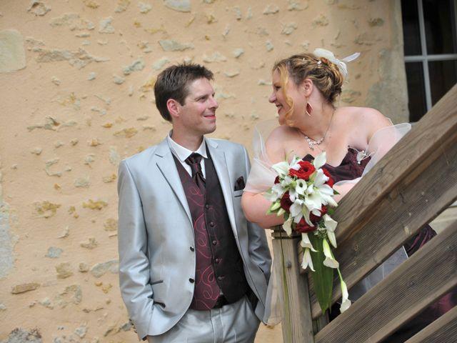 Le mariage de Christophe et Joëlle à Nogent-le-Bernard, Sarthe 35