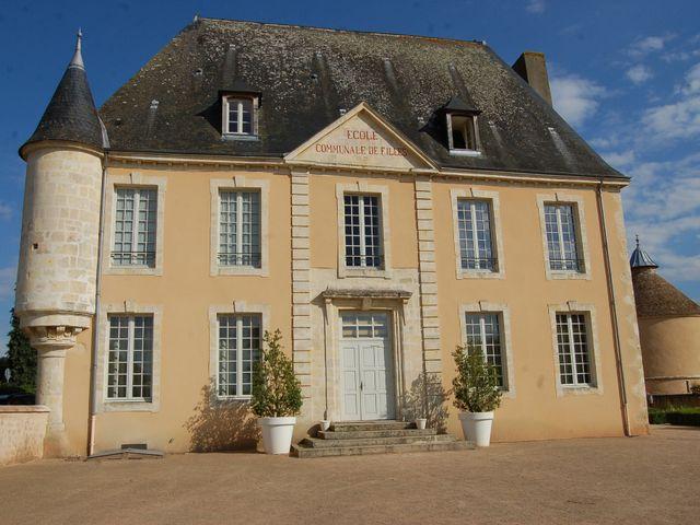Le mariage de Christophe et Joëlle à Nogent-le-Bernard, Sarthe 90