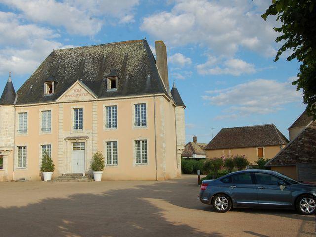 Le mariage de Christophe et Joëlle à Nogent-le-Bernard, Sarthe 91