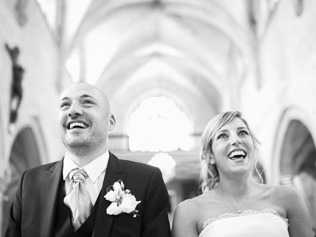 Le mariage de Jennifer et Morgan