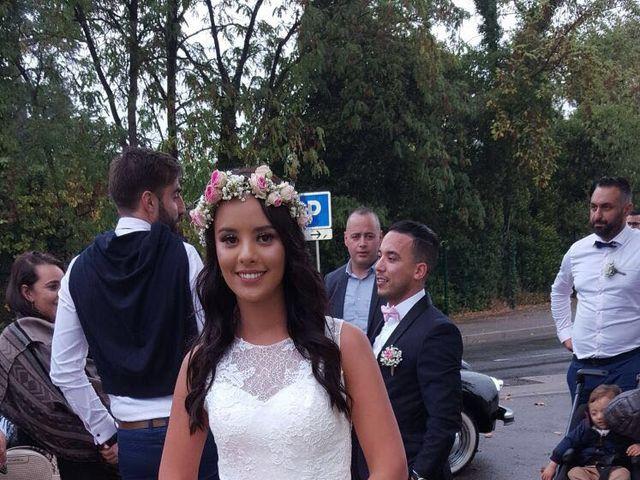Le mariage de Abdelhak et Imane à Castelnau-le-Lez, Hérault 12