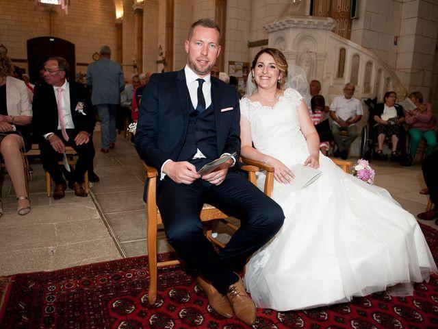 Le mariage de Thomas et Alice à Montamisé, Vienne 36
