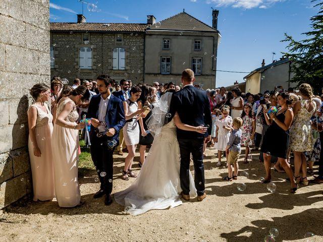 Le mariage de Thomas et Alice à Montamisé, Vienne 39