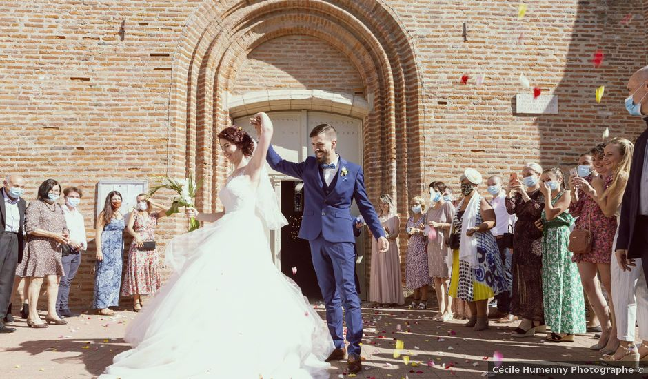 Le mariage de Jérôme et Sophie à Fronton, Haute-Garonne