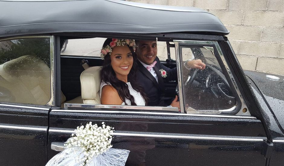 Le mariage de Abdelhak et Imane à Castelnau-le-Lez, Hérault