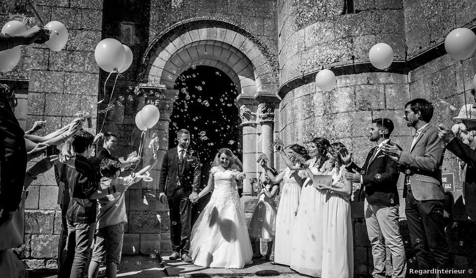 Le mariage de Thomas et Alice à Montamisé, Vienne
