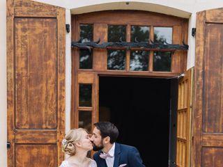 Le mariage de Adélaïde  et Paul 1
