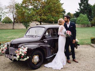 Le mariage de Adélaïde  et Paul