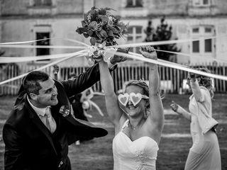 Le mariage de Cindy et Antonin