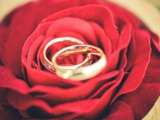 Le mariage de Jing et Mathieu 1