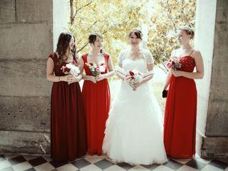 Le mariage de Joselyne et Laurent 1