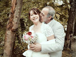 Le mariage de Joselyne et Laurent
