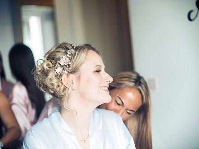 Le mariage de Julien et Angélique à Dole, Jura 6
