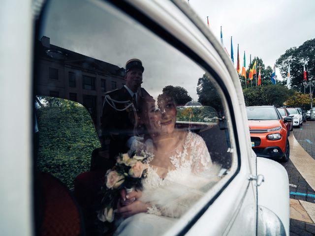 Le mariage de Julien et Angélique à Dole, Jura 10