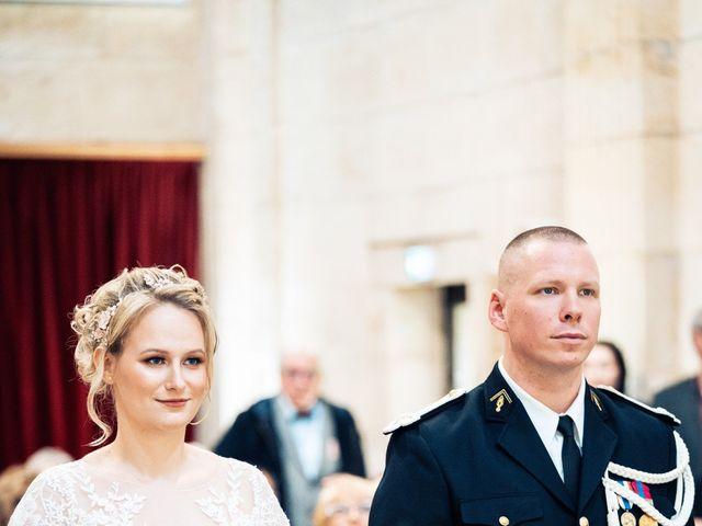 Le mariage de Julien et Angélique à Dole, Jura 17