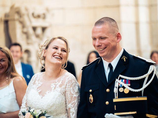 Le mariage de Julien et Angélique à Dole, Jura 20