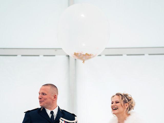 Le mariage de Julien et Angélique à Dole, Jura 30