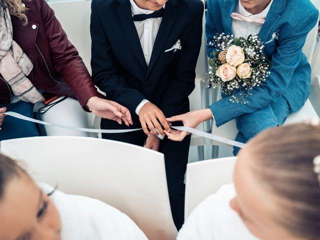 Le mariage de Julien et Angélique à Dole, Jura 34