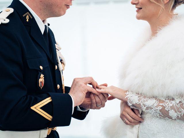 Le mariage de Julien et Angélique à Dole, Jura 41