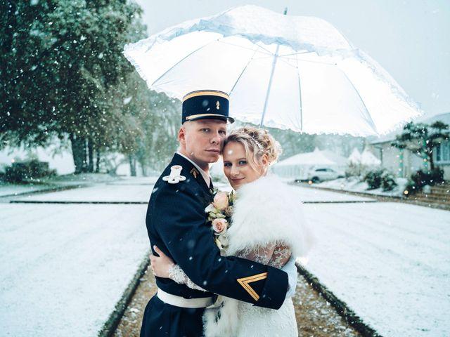 Le mariage de Julien et Angélique à Dole, Jura 47
