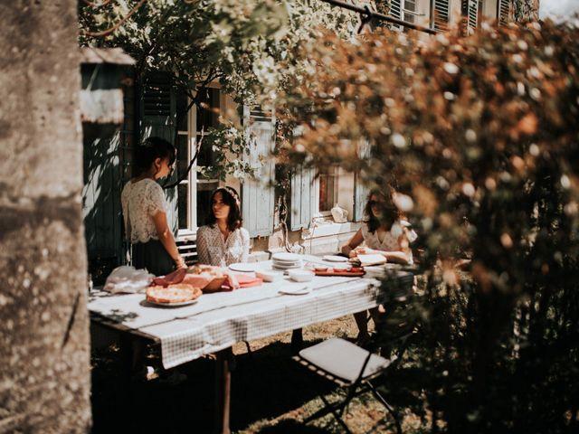 Le mariage de Charles et Lucie à Pontarmé, Oise 17