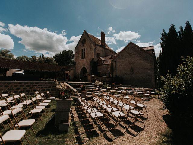 Le mariage de Charles et Lucie à Pontarmé, Oise 22
