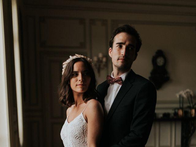 Le mariage de Charles et Lucie à Pontarmé, Oise 23