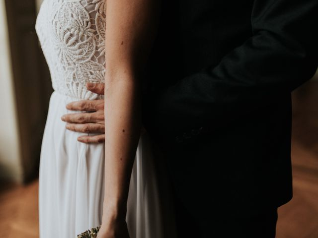 Le mariage de Charles et Lucie à Pontarmé, Oise 24