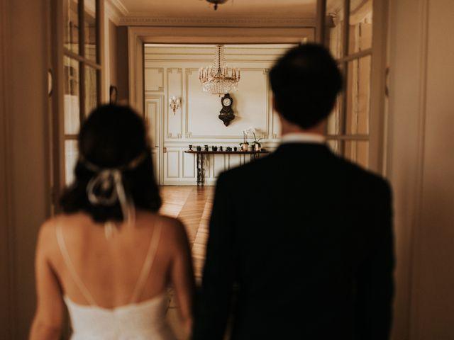 Le mariage de Charles et Lucie à Pontarmé, Oise 26