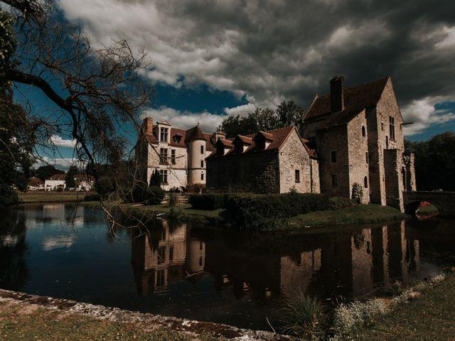 Le mariage de Charles et Lucie à Pontarmé, Oise 31