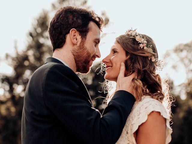 Le mariage de Charles et Lucie à Pontarmé, Oise 33