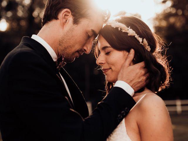 Le mariage de Charles et Lucie à Pontarmé, Oise 36