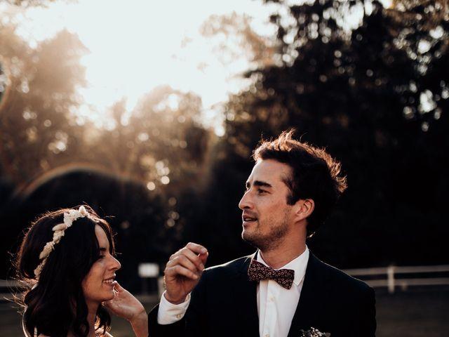 Le mariage de Charles et Lucie à Pontarmé, Oise 38