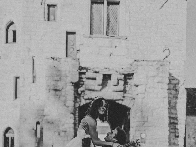 Le mariage de Charles et Lucie à Pontarmé, Oise 40