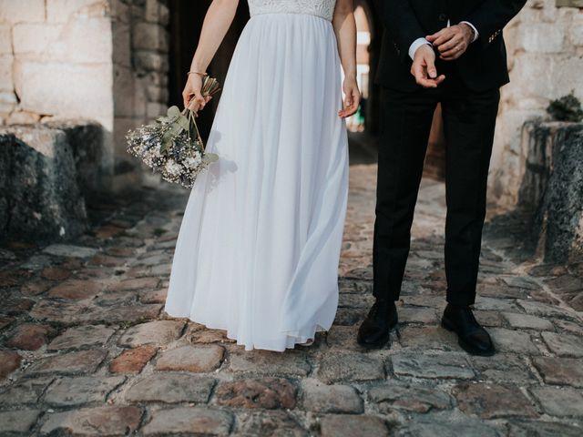 Le mariage de Charles et Lucie à Pontarmé, Oise 41