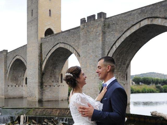 Le mariage de Maxime  et Elodie  à Cahors, Lot 3