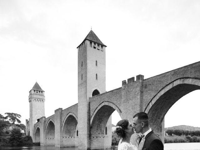 Le mariage de Maxime  et Elodie  à Cahors, Lot 1