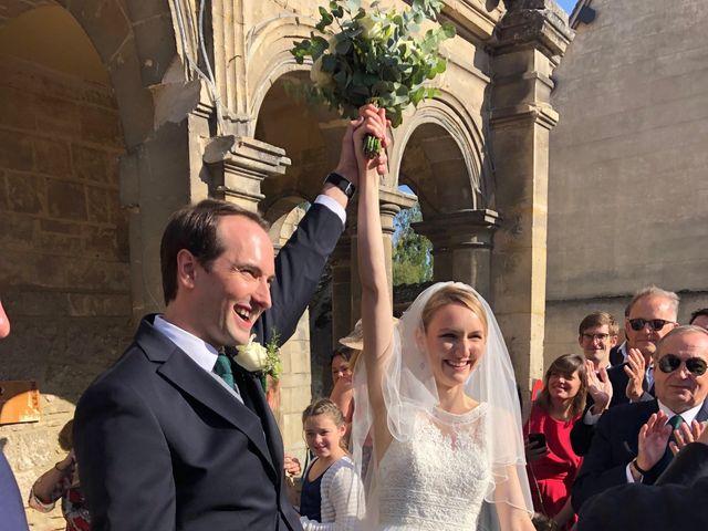 Le mariage de Homéric et Charlotte à Dangu, Eure 1