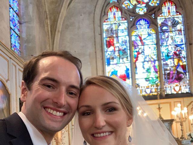Le mariage de Homéric et Charlotte à Dangu, Eure 4