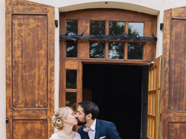 Le mariage de Paul et Adélaïde  à Chuisnes, Eure-et-Loir 3
