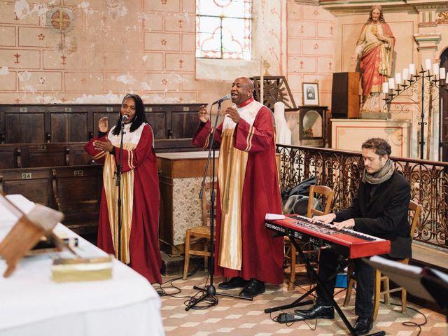 Le mariage de Paul et Adélaïde  à Chuisnes, Eure-et-Loir 1