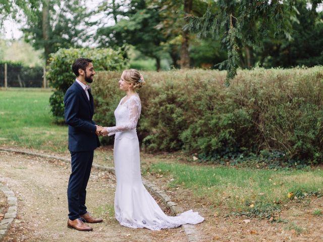 Le mariage de Paul et Adélaïde  à Chuisnes, Eure-et-Loir 5