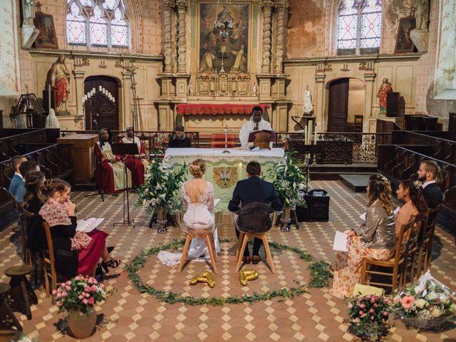 Le mariage de Paul et Adélaïde  à Chuisnes, Eure-et-Loir 21
