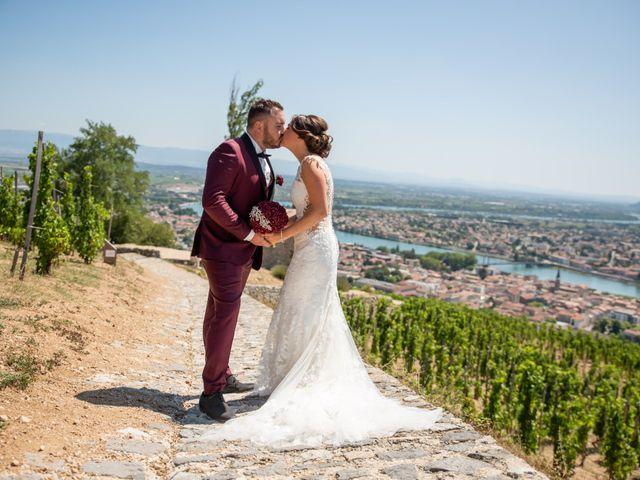 Le mariage de Jordan et Rachel à Bourg-lès-Valence, Drôme 2
