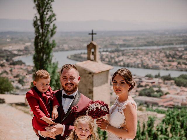 Le mariage de Jordan et Rachel à Bourg-lès-Valence, Drôme 9