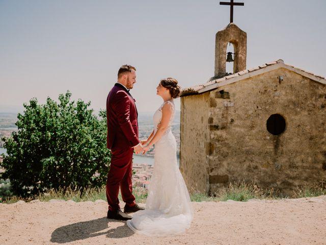 Le mariage de Jordan et Rachel à Bourg-lès-Valence, Drôme 1