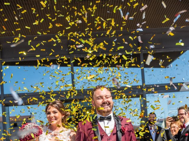 Le mariage de Jordan et Rachel à Bourg-lès-Valence, Drôme 13