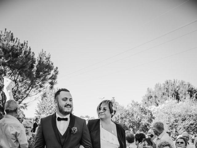 Le mariage de Jordan et Rachel à Bourg-lès-Valence, Drôme 14