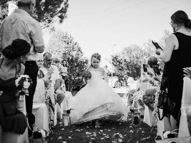 Le mariage de Jordan et Rachel à Bourg-lès-Valence, Drôme 15